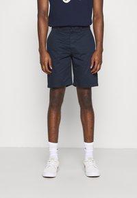 Wood Wood - JONATHAN LIGHT - Shorts - navy - 0
