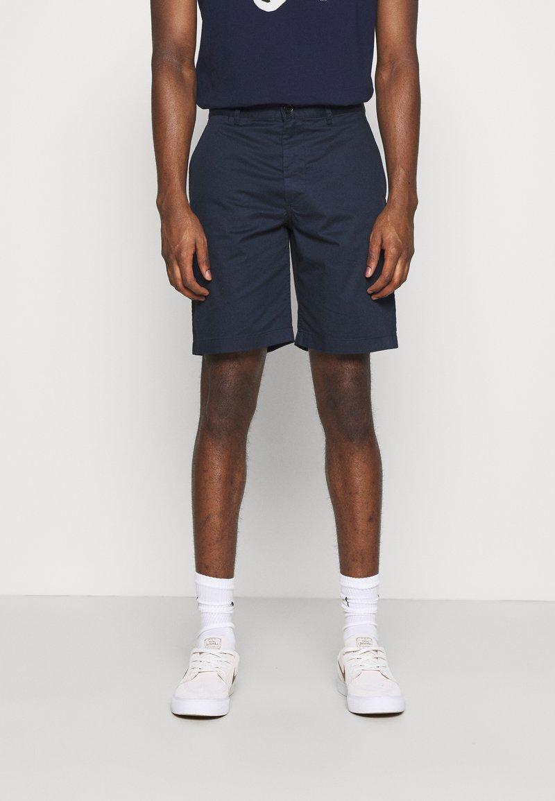 Wood Wood - JONATHAN LIGHT - Shorts - navy