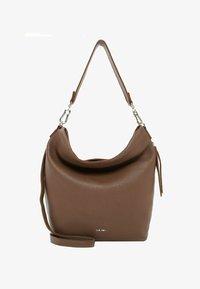 SURI FREY - BEUTEL KETTY - Handbag - darktaupe - 0