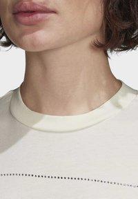 adidas Originals - T-SHIRT - T-shirts med print - white - 4