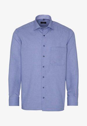 COMFORT FIT - Hemd - blau