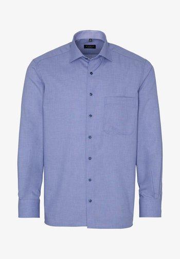 COMFORT FIT - Shirt - blau