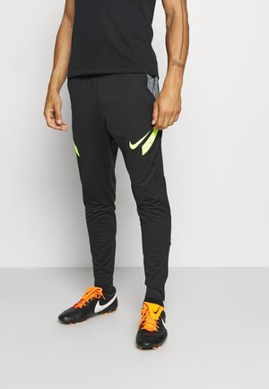 DRY STRIKE PANT - Træningsbukser - black/smoke grey/black/volt