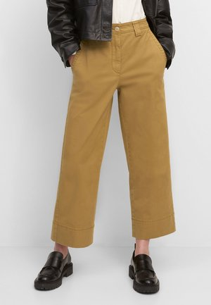 Trousers - golden hour
