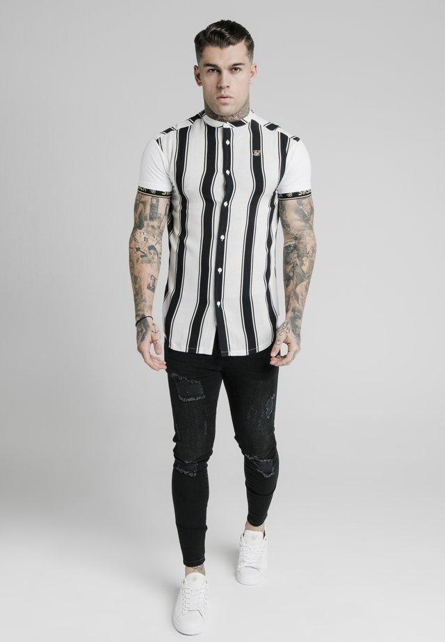 Shirt - black/white