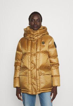 JACKET - Down jacket - beige