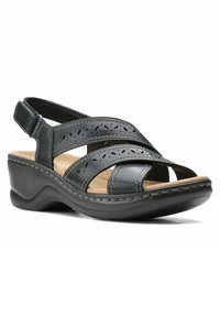 Clarks - LEXI PEARL - Sandals - black leather - 4