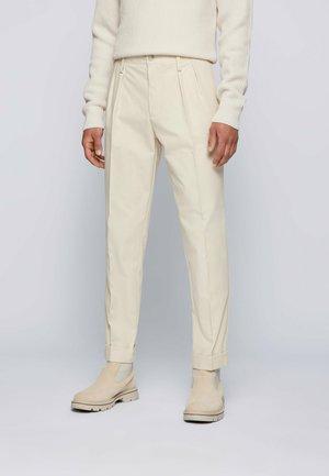 KIRIO - Trousers - open white