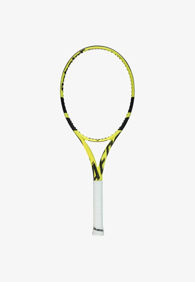 PURE AERO LITE - Tennis racket - black/yellow