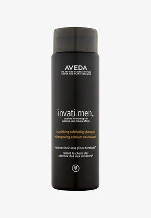 INVATI MEN™ EXFOLIATING SHAMPOO - Shampoing - -