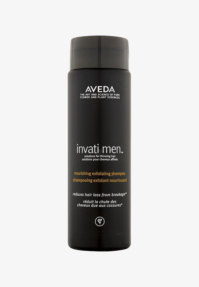 INVATI MEN™ EXFOLIATING SHAMPOO - Shampoo - -