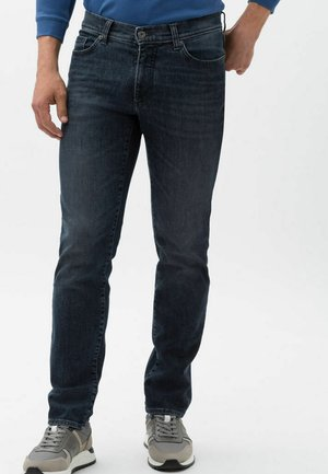 STYLE CADIZ - Jeans Straight Leg - vintage blue used