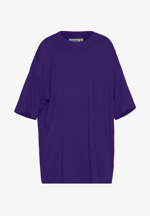 HUGE - Basic T-shirt - dark purple