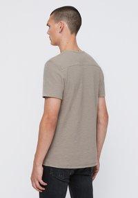 AllSaints - MUSE - Basic T-shirt - grey - 2