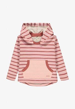 Hoodie - pastel pink
