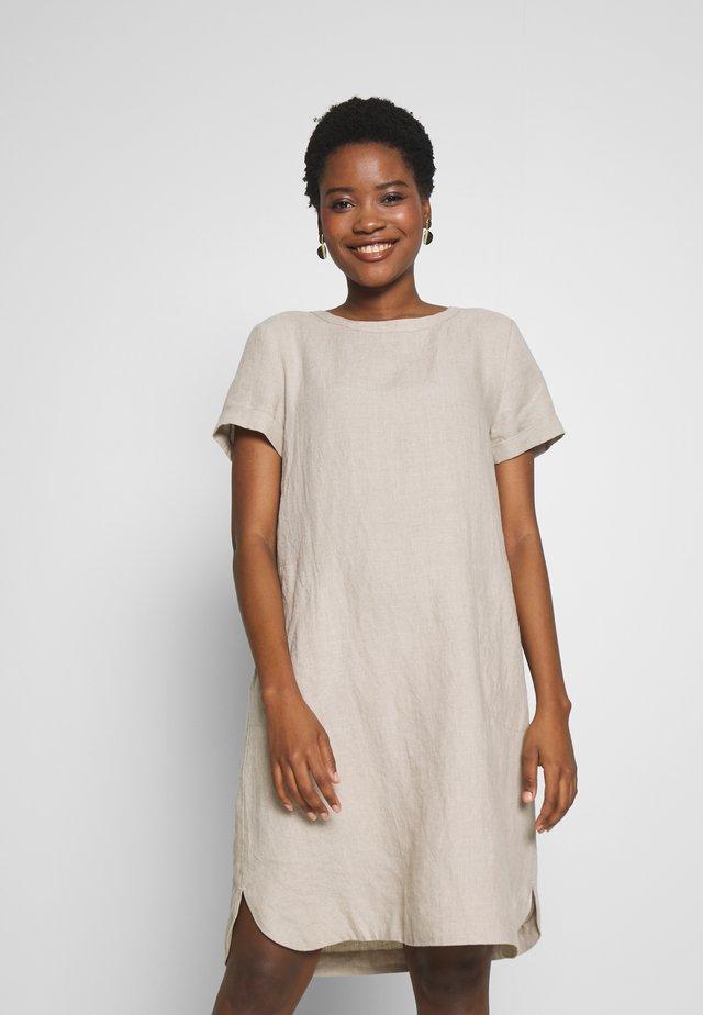 NALANI - Vestido informal - natural