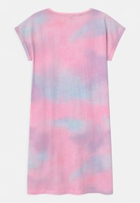 Lindex - TIE DYED CLOSED EYES - Chemise de nuit / Nuisette - light pink - 1