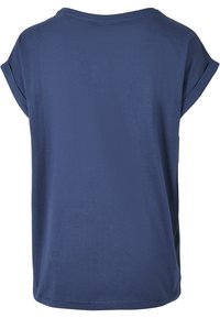 Urban Classics - EXTENDED SHOULDER TEE - Camiseta básica - darkblue - 5