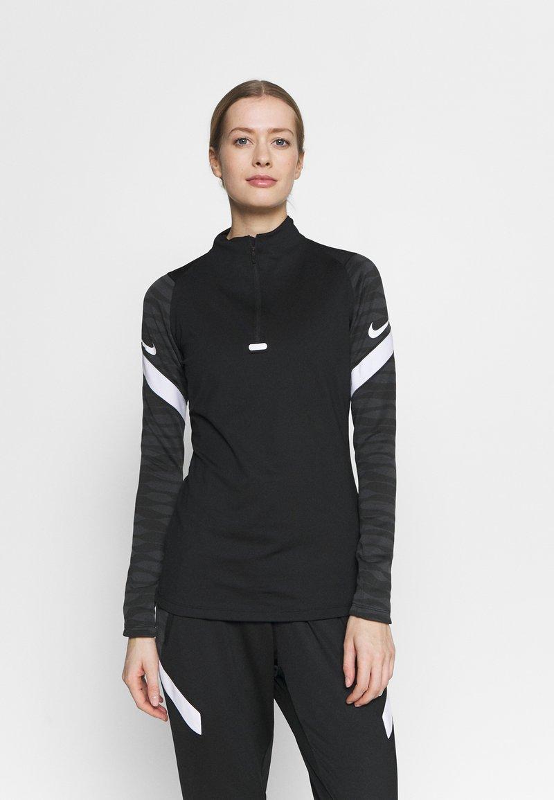 Nike Performance - STRIKE21 - Treningsskjorter - black/anthracite/white