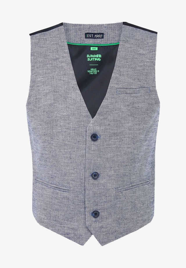 Suit waistcoat - white