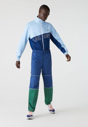 Tracksuit bottoms - vert / bleu