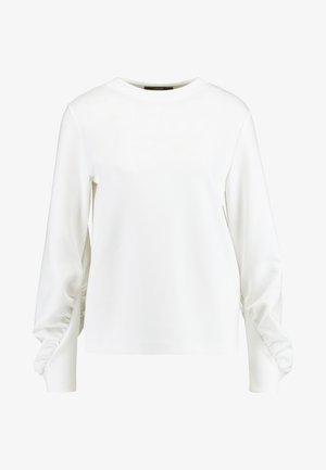 URMEL - Long sleeved top - milk