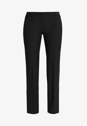 CISENZA - Trousers - black