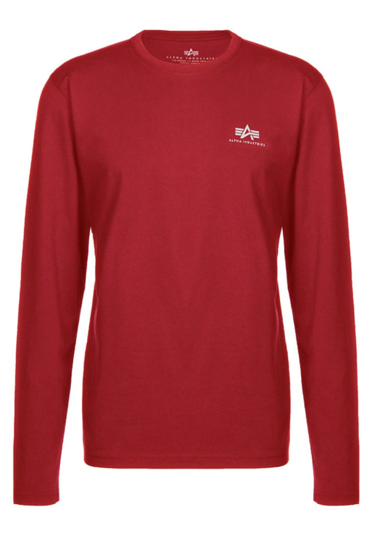 Alpha Industries - 198517 - Long sleeved top - speed red
