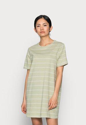 ONLMAY LIFE JUNE DRESS PETIT 2 PACK - Jersey dress - night sky/desert sage/cloud dancer