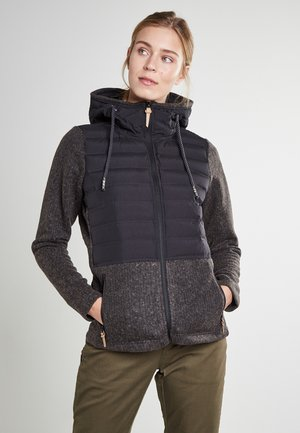 MIDLAYER TORSTAI CAROUGE - Fleece jacket - grau
