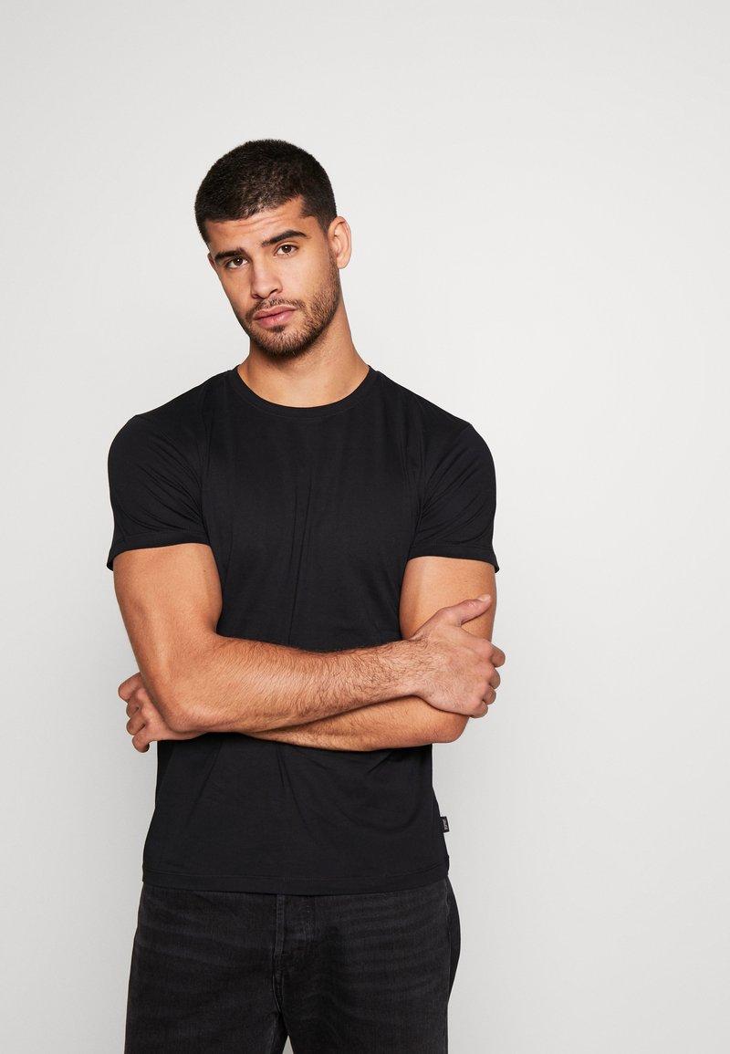 Esprit - Jednoduché triko - black