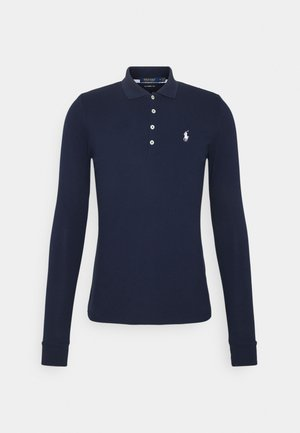 KATE LONG SLEEVE - Polo - french navy