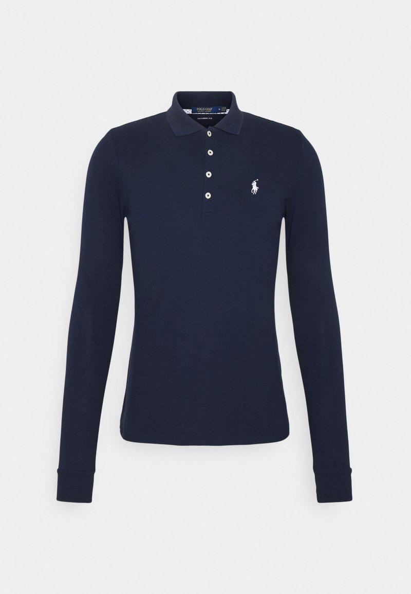 Polo Ralph Lauren Golf - KATE LONG SLEEVE - Polotričko - french navy