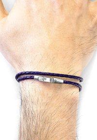 Anchor & Crew - Bracelet - purple - 1
