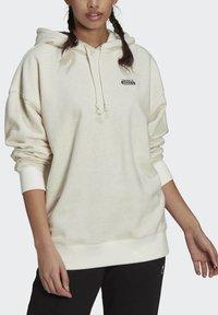 adidas Originals - HOODIE - Sweat à capuche - white - 2