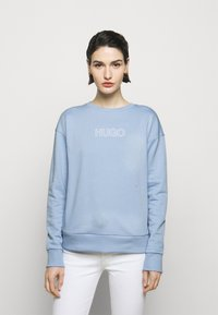HUGO - NAKIRA - Sweatshirt - light pastel blue - 0