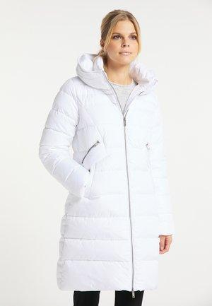 Zimní kabát - weiss