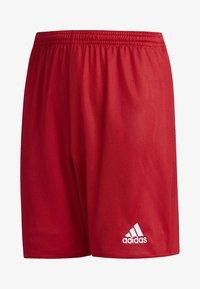 adidas Performance - PARMA 16 AEROREADY PRIMEGREEN SHORTS - Sports shorts - red - 0