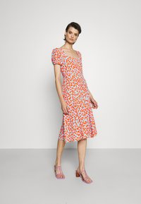 Diane von Furstenberg - ELENA DRESS - Vapaa-ajan mekko - medium sky blue - 0