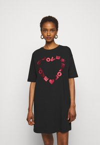Love Moschino - Jersey dress - black - 0