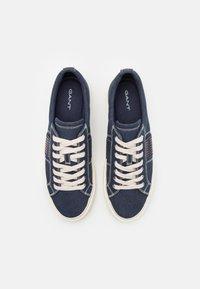 GANT - FAIRCOURT LACE SHOES - Sneakers - marine - 3