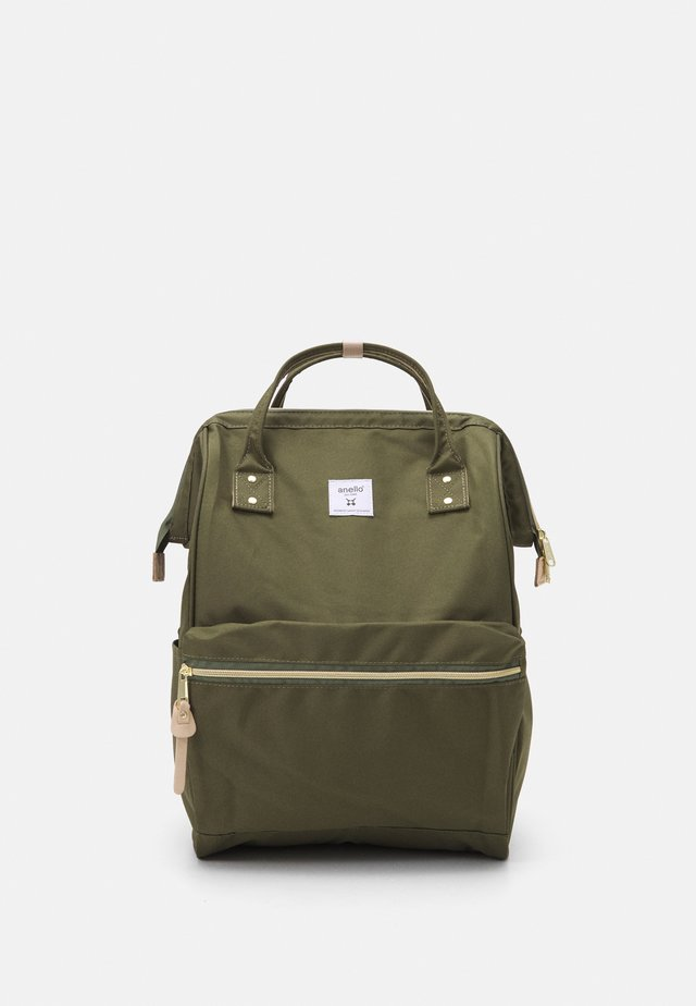 REPRIVE CROSS BOTTLE - Rygsække - olive