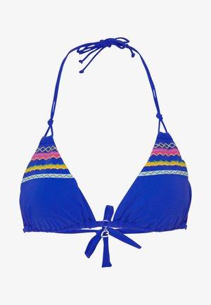 YERO COLORSPRIN - Bikini top - gitane