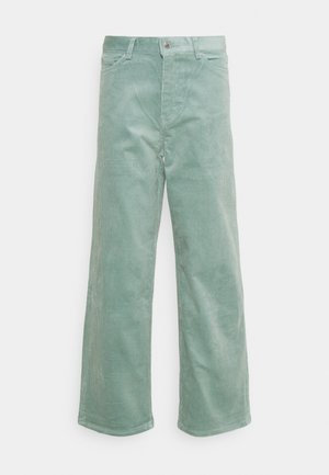 LASHES OVERSIZED TROUSERS - Trousers - petrol