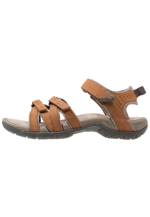 TIRRA - Walking sandals - rust