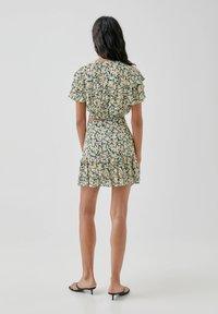 PULL&BEAR - A-line skirt - multi-coloured - 2