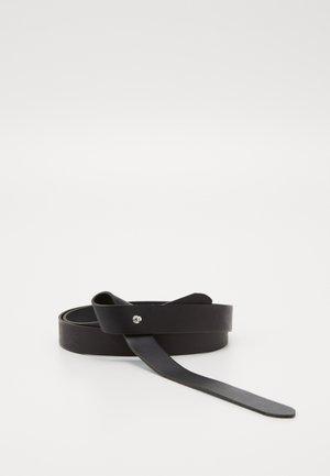 FAKE KNOT - Belt - black