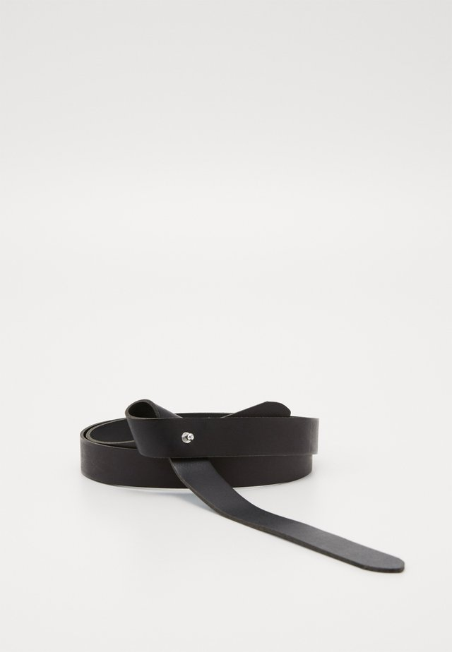 FAKE KNOT - Belt - black