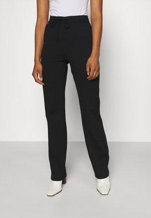 VMEVANA PANT - Trousers - black