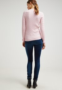 GANT - CABLE CREW - Jumper - nantucket pink - 2